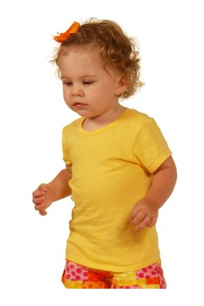 Infants Crew Neck Short Sleeve Tee