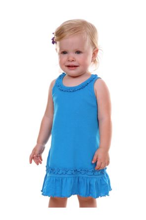 Infants Sunflower Dress.(Replaces 0330)