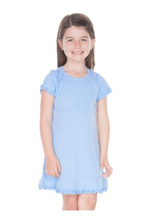 Little Girls 3-6X A-Line Dress (Same P1P0511)