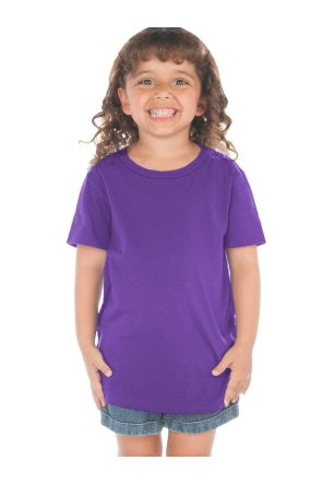 Toddlers Crew Neck Short Sleeve Tee (Same TJP0494)