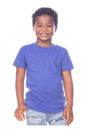Toddlers Crew Neck Short Sleeve Tee Jersey (Same TJC0440)