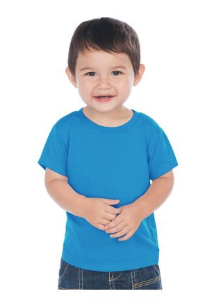 Unisex Infants Crew Neck Short Sleeve Tee (Same IJC0432)