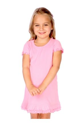 Girls 3-6X A-Line Dress.(Replaces 0340)